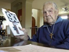 Bob Krause oslavil 85 let žiivota s diabetes