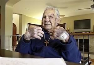 Bob Krause oslavil 85 let soužití s diabetes